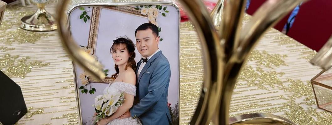 Lễ Thành Hôn: Li Dinh Chen & Lê Thị Mỹ Linh