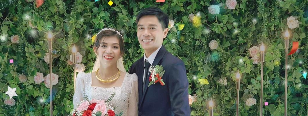 Lễ Thành Hôn: Nguyễn Ân & Thúy Huỳnh [01-01-2021]